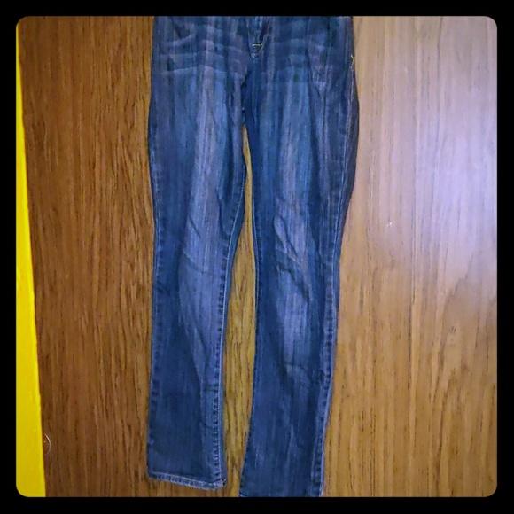 Lucky Brand Denim - Lucky brand denim Lola straight leg